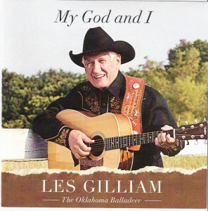 Les Gilliam - My God and I