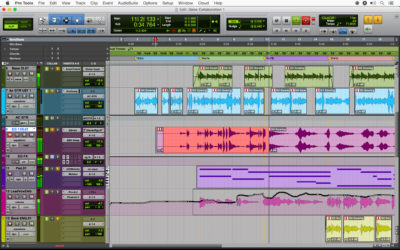 Pro Tools Digital Audio Workstation